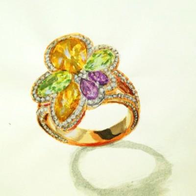 ring schets Mei-Ling