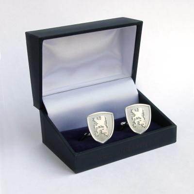 925 zilveren manchetknopen leeuw €125,-